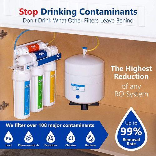 Best RO Water Purifier with emergency leak stopper