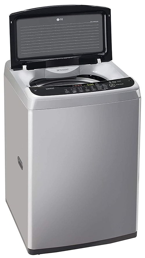 LG's Turbodrum Technology Washing Machine