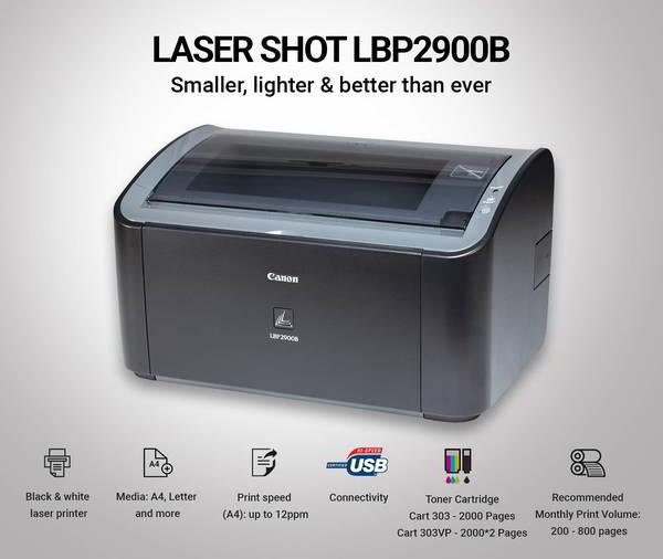 Canon Monochrome Printer