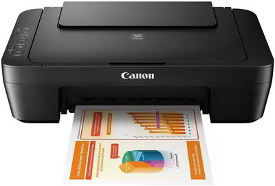 Canon Inkjet Colour Printer