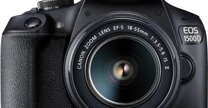 cheap dslr camera