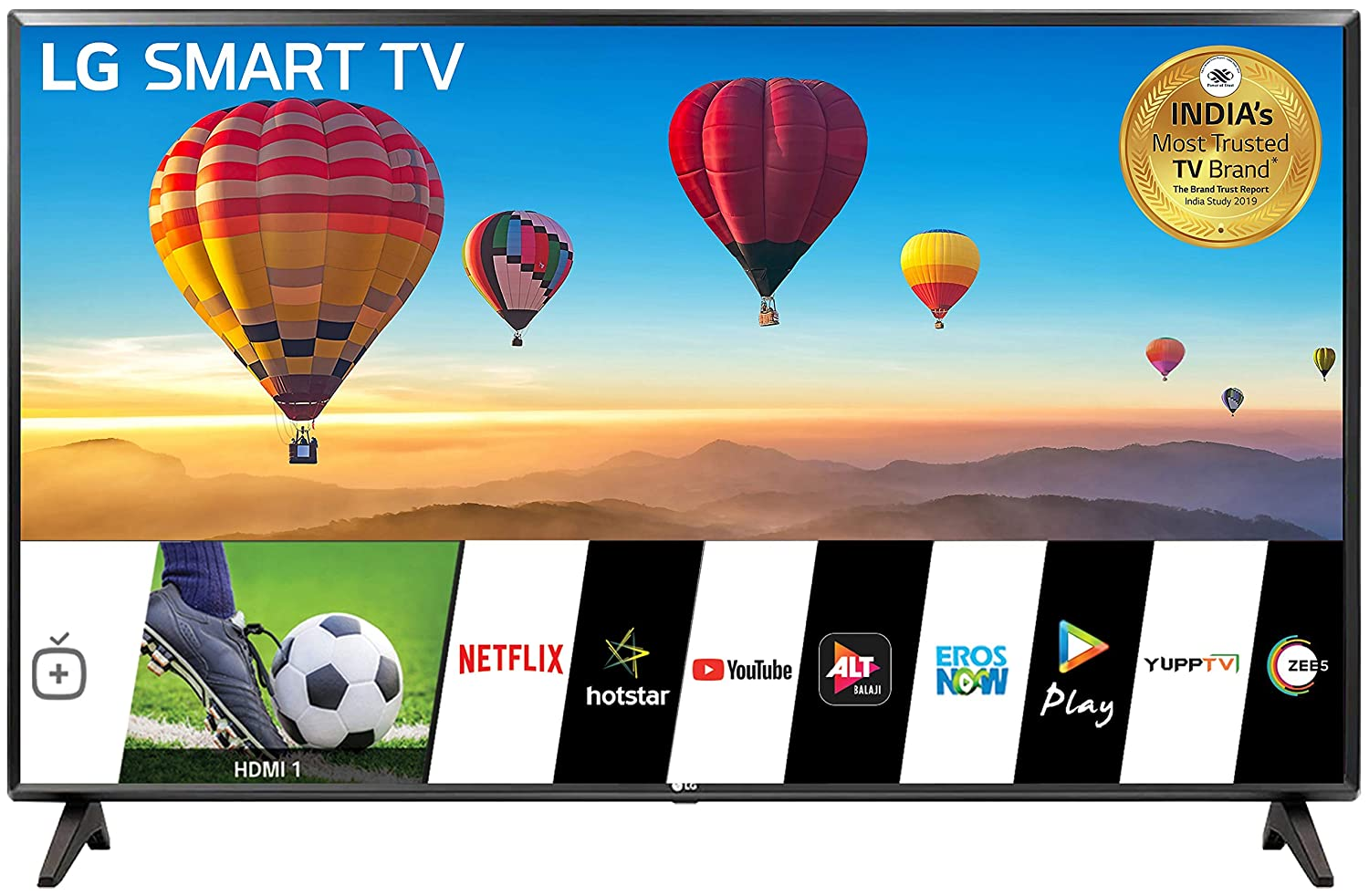 best 32 inch smart  LED tv