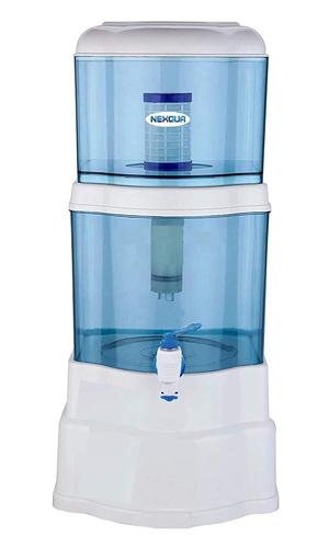 NEXQUA Ultra Filtration Gravity Water Purifier