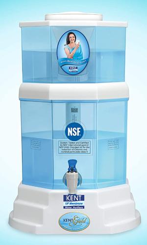 KENT Gravity Water Purifier
