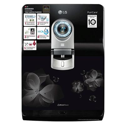 LG RO Multi-Stage Filtration Dual Protection Stainless Steel Tank