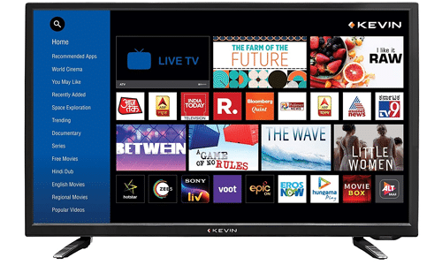 Kevin HD Ready LED Smart TV