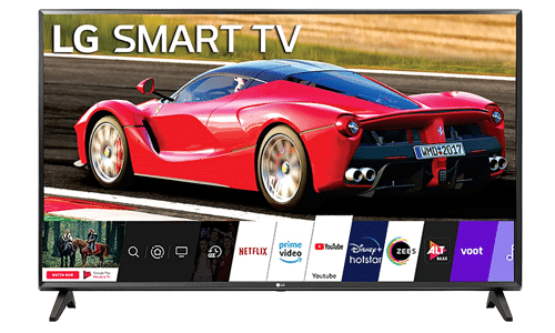 LG HD Ready Smart LED TV