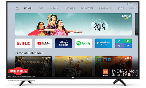 Mi HD Ready Android LED TV