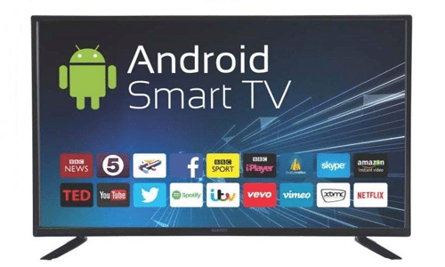 EAirtec HD Ready Smart LED TV