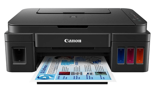 Canon Wireless Ink Tank Colour Printer