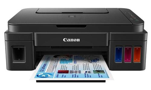 Canon Wireless Ink Tank Colour Printer