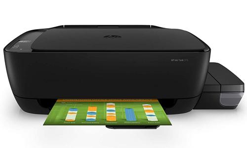 HP Ink Tank Colour Printer