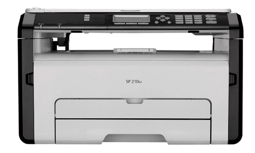 Ricoh Monochrome Multi-Function Laser Printer