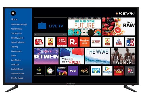 Kevin Ultra HD Smart LED TV