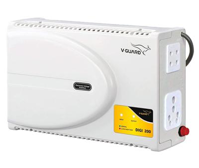 V-Guard Abs Digi Voltage Stabilizer for Television