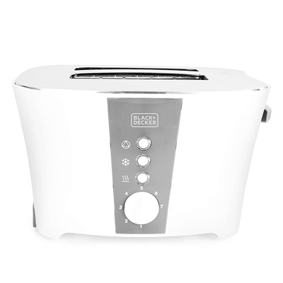 Black+Decker Cooltouch Pop-up Toaster