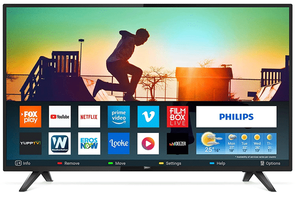 Philips LED Smart TV