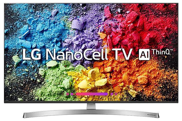 LG Super UHD LED Smart TV