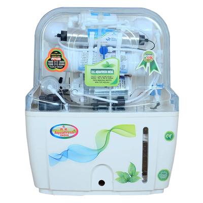 R.K. AQUA FRESH INDIA White Ultra Advanced Water Purifier