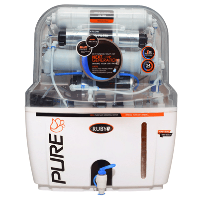 Ruby Economical Controller Multi-Stage Water Purifier