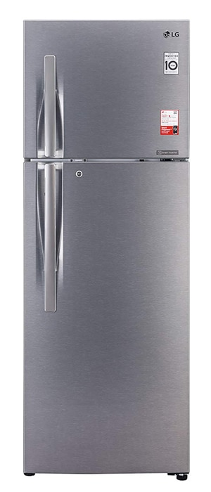 Linear Frost-Free Double Door refrigerator