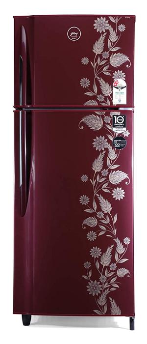 Godrej Frost-Free Double Door Refrigerator, Trustedreview
