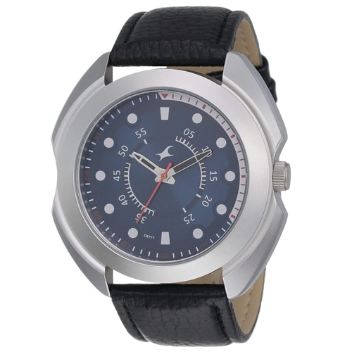 Fastrack Analog Blue Dial Men's Watch, Trustedreview
