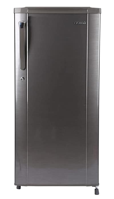 CROMA Direct Cool Single Door Refrigerator, Trustedreview