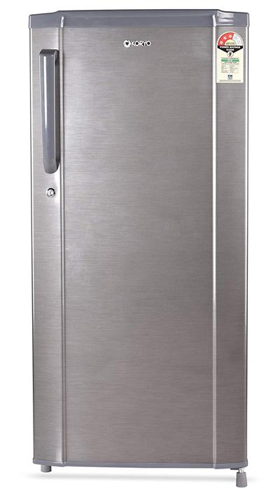 Koryo by Big Bazaar Cool Single Door Refrigerator, Trustedreview