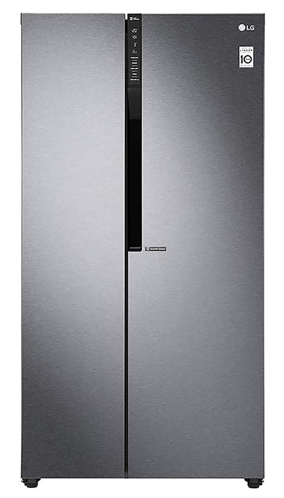 LG Frost Free Side-by-Side Refrigerator