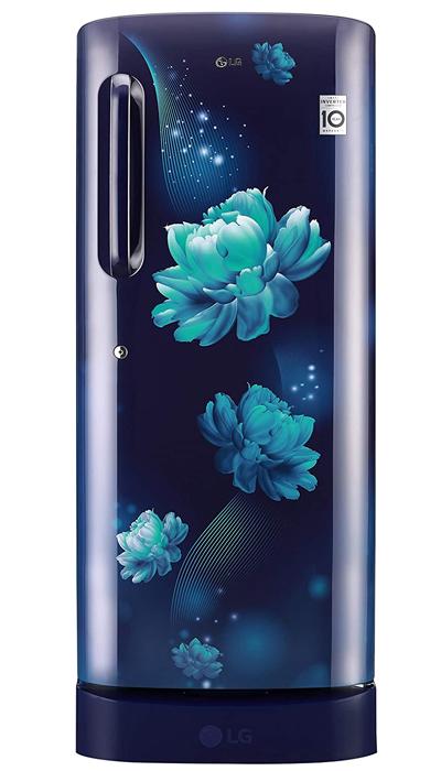 LG Inverter Direct-Cool Single Door Refrigerator