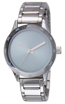 Fastrack Monochrome Analog Blue Dial Women's Watch, Trustedreview
