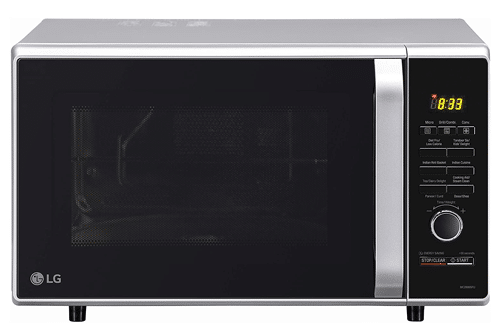 Microwave Oven With Starter Kit