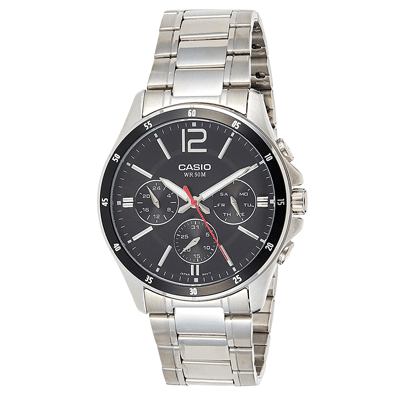 Casio Enticer Men's Watch, Trustedreview
