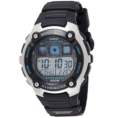 Casio Youth Series Digital Watch, Trustedreview