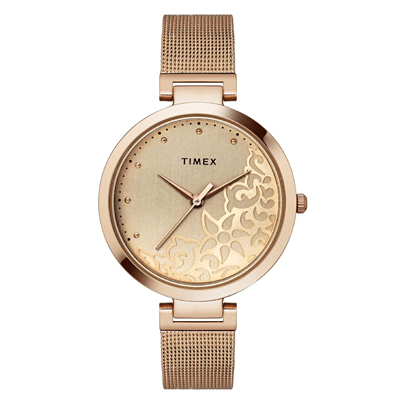 Timex Analog White Dial Women's Watch, Trustedreview