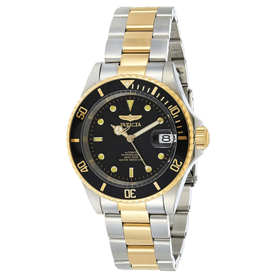 Invicta Men's 18K Gold Ion-Plated Watch, Trustedreview