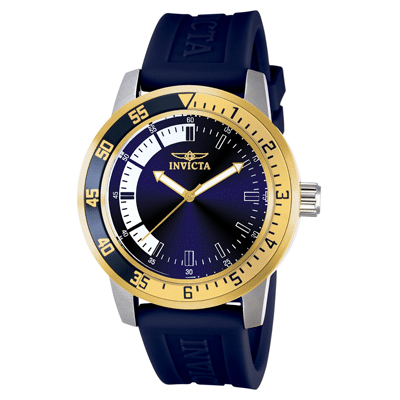Invicta Pro Diver Blue Dial Watch, Trustedreview