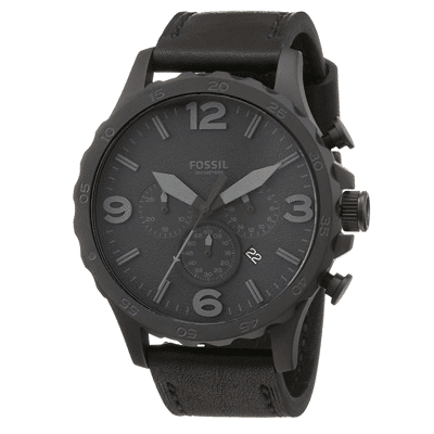 Fossil Nate Analog Watch, Trustedreview