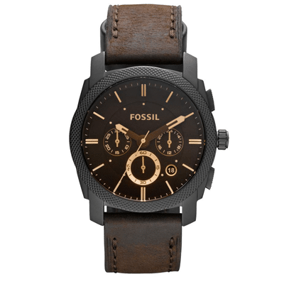 Fossil Machine Analog Watch, Trustedreview