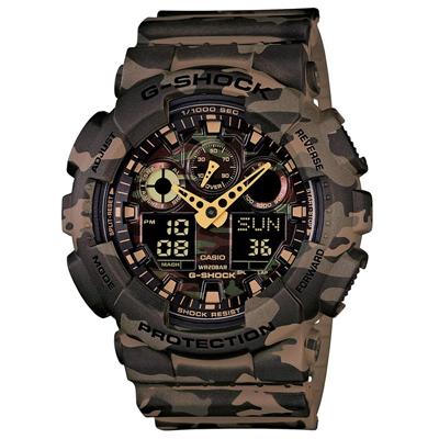 Casio G-Shock Analog-Digital Watch, Trustedreview