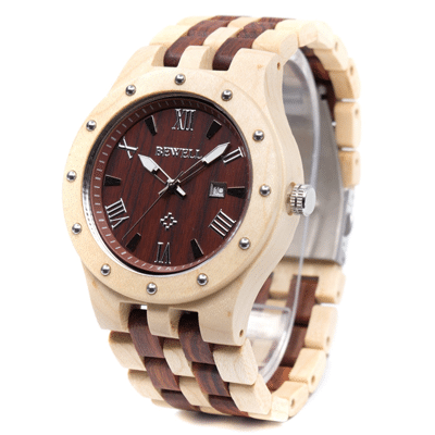 Bewell Wooden Watches, Trustedreview