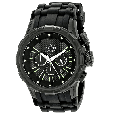 Invicta Men's Black Watch, Trustedreview