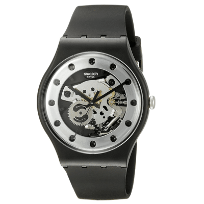 Swatch Analog Multi-Color Dial Men's Watch, Trustedreview