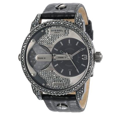 Diesel Analog Black Dial Men's Watch, Trustedreview