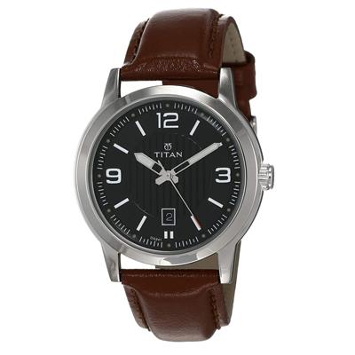 Titan Neo Black Dial Men's Watch, Trustedreview