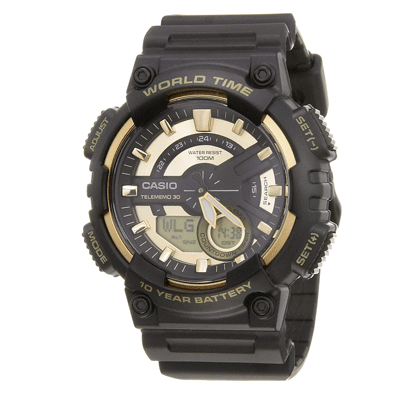 Casio Youth-Combination Men's Watch, Trustedreview