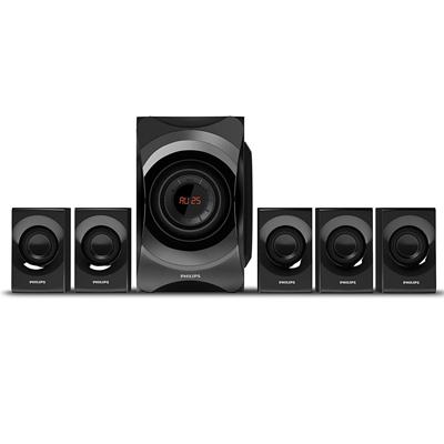 Multimedia Speakers System