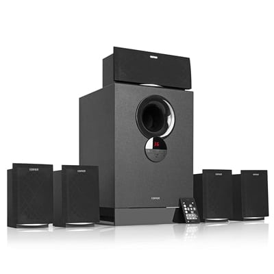 Speaker System with Bluetooth
