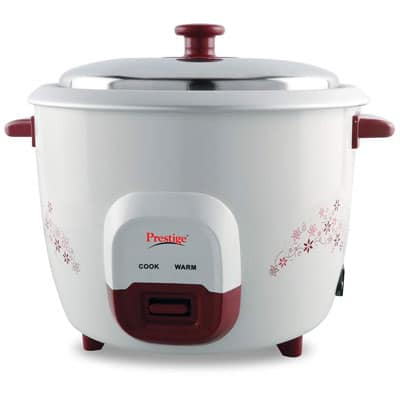Red Colour Rice Cooker